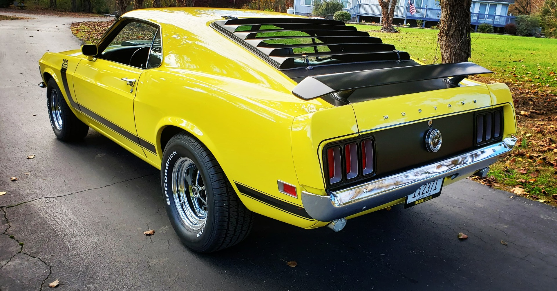 Used 1970 Ford Mustang -BOSS 302-NUMBERS MATCHING- | Mundelein, IL