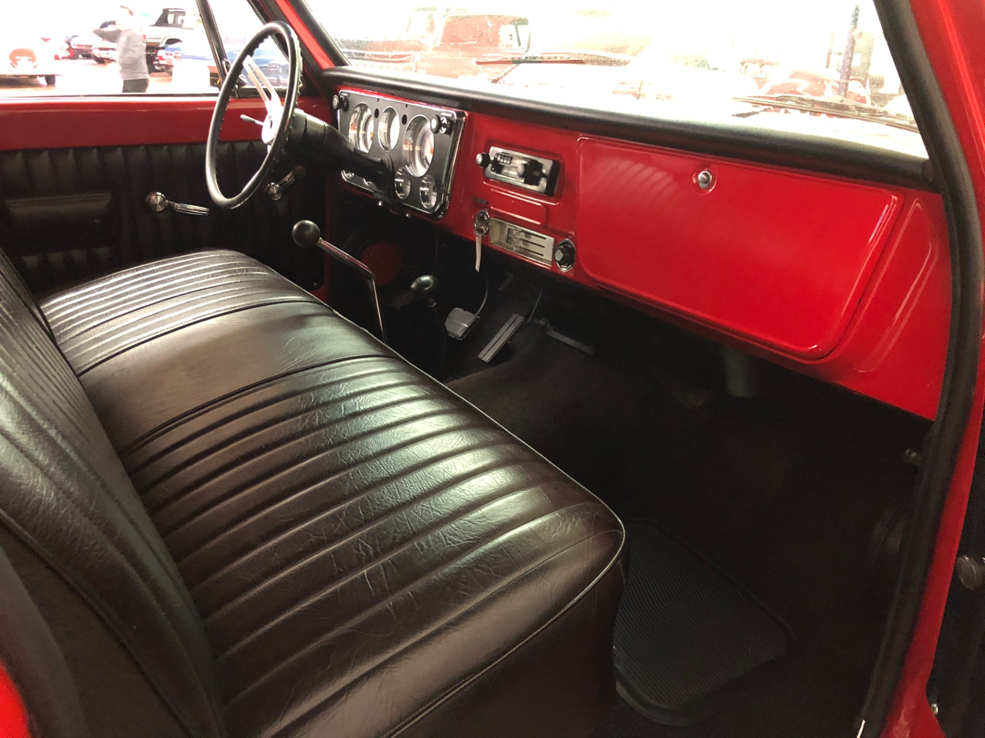 Used 1971 Chevrolet Pickup -K10-4X4-FRAME OFF RESTORATION-NEW INTERIOR AND MORE-VIDEO | Mundelein, IL
