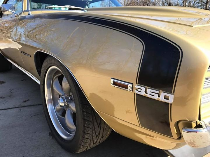 Used 1969 Chevrolet Camaro -NUMBERS MATCHING DRIVETRAIN-P/S-P/B- 12 BOLT POSI- | Mundelein, IL