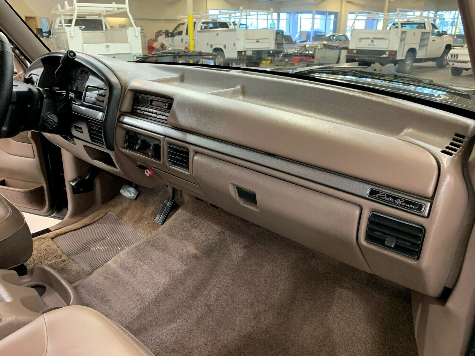 Used 1995 Ford Bronco -EDDIE BAUER-4WD-CALIFORNIA SUV-SOLID AND READY- | Mundelein, IL