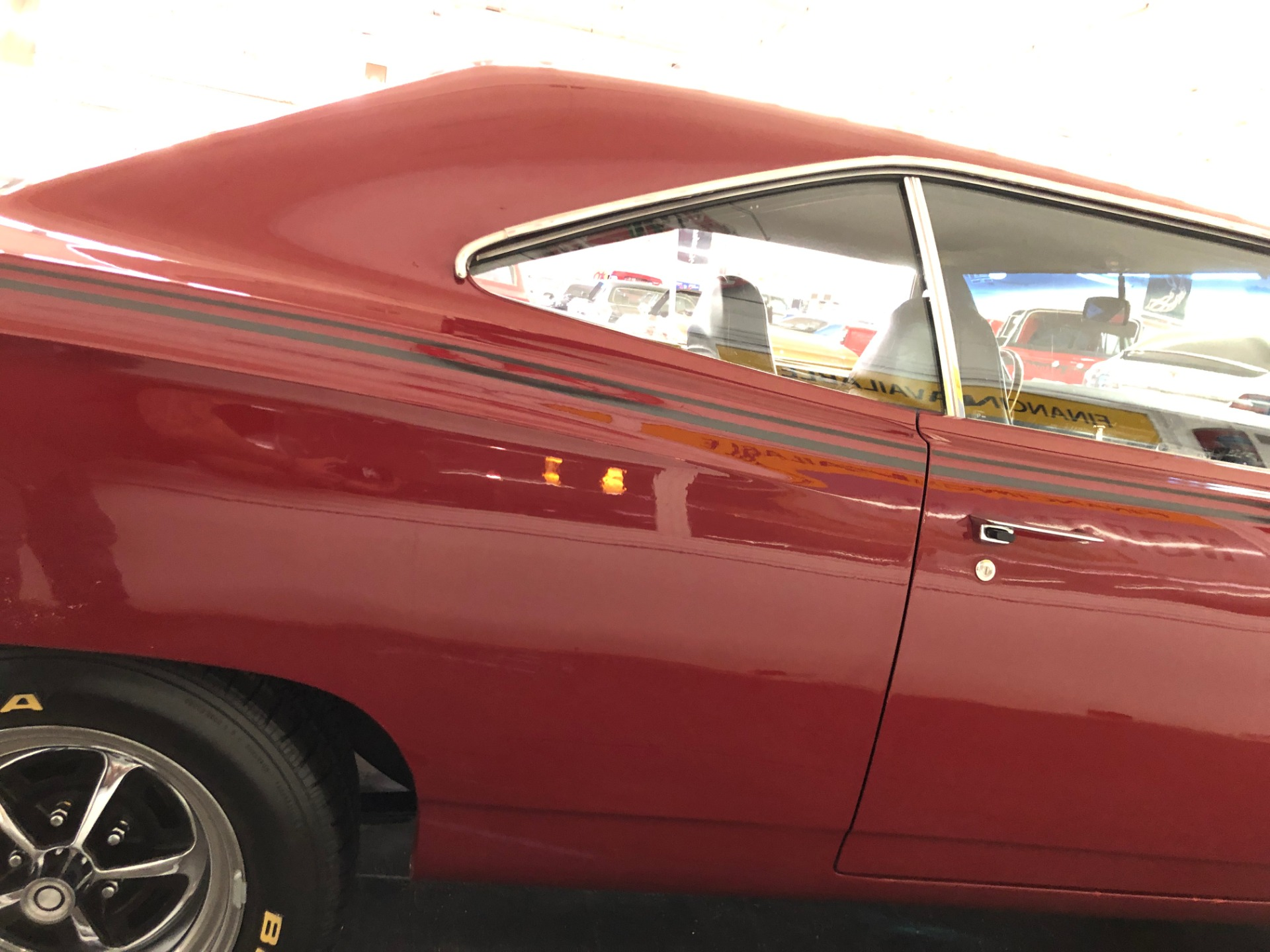Used 1969 Plymouth Road Runner -Beep Beep-Real RM23 Code-4 Speed Mopar-VIDEO | Mundelein, IL