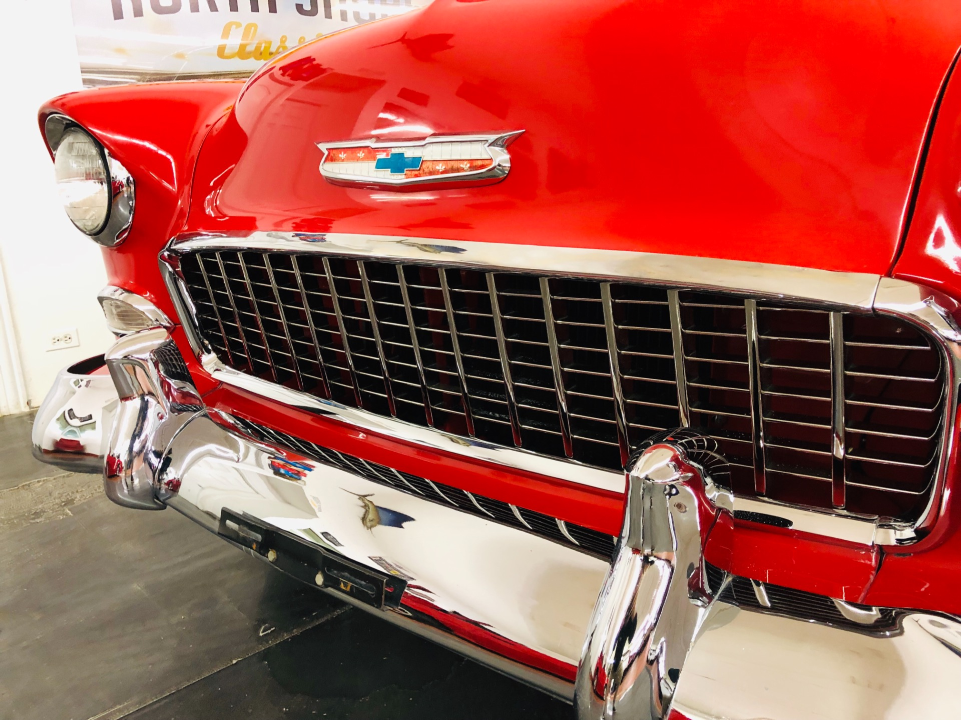 Used 1955 Chevrolet Bel Air/150/210 -PRICE DROP!!! - PRO TOURING-RESTORED CONDITION-VIDEO | Mundelein, IL