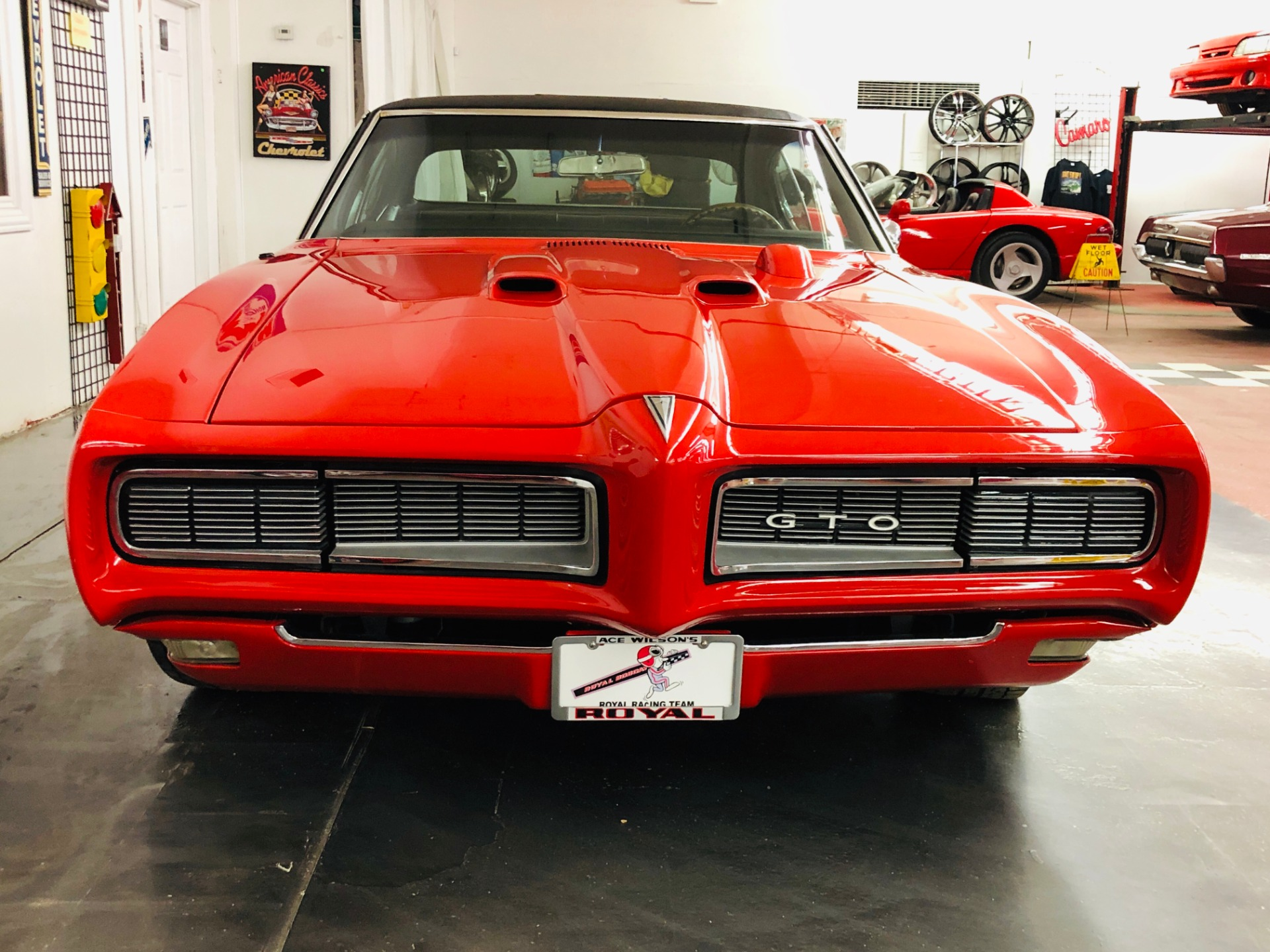 Used 1968 Pontiac GTO -REAL DEAL- 242 VIN- GREAT CLASSIC-SEE VIDEO | Mundelein, IL