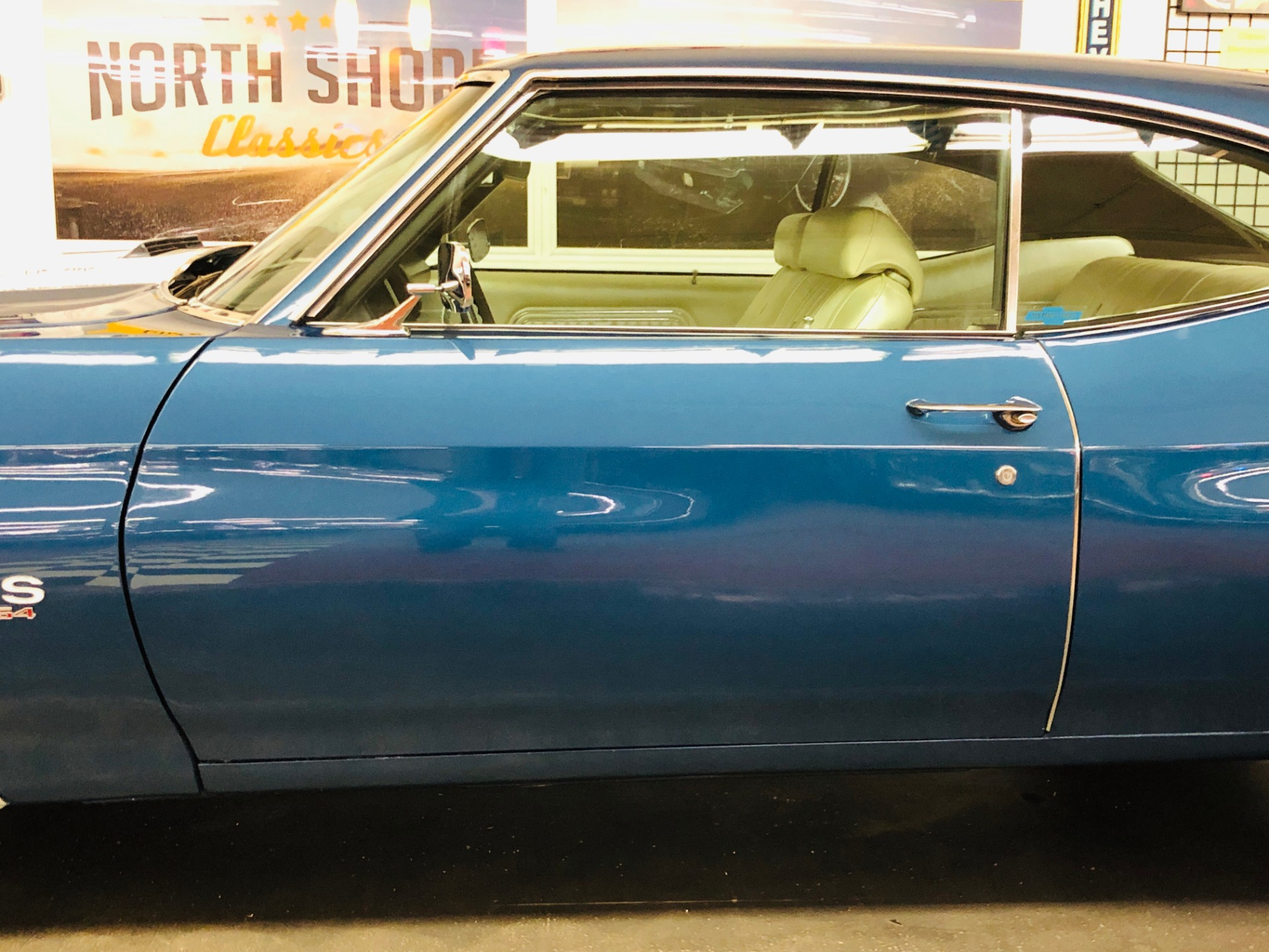 Used 1970 Chevrolet Chevelle Fathom Blue Big Block-VIDEO | Mundelein, IL