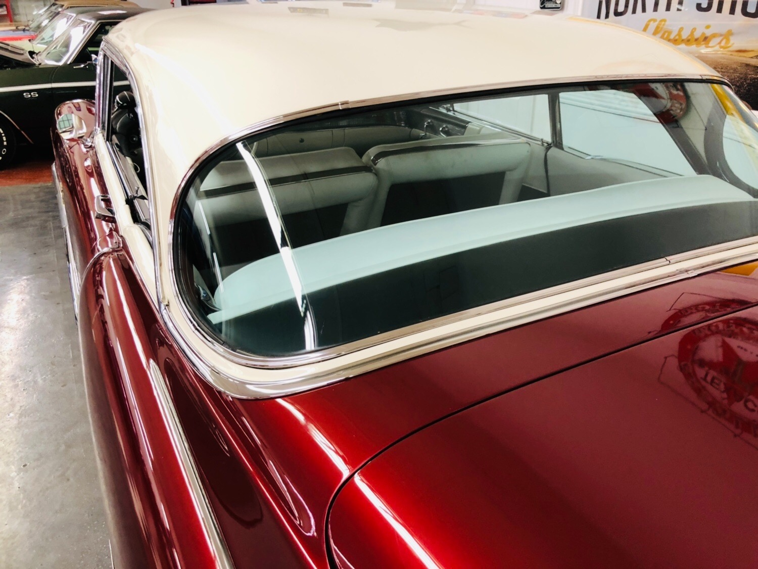 Used 1956 Cadillac Coupe DeVille -RESTORED 2 DOOR HARDTOP FROM ARIZONA-SEE VIDEO | Mundelein, IL
