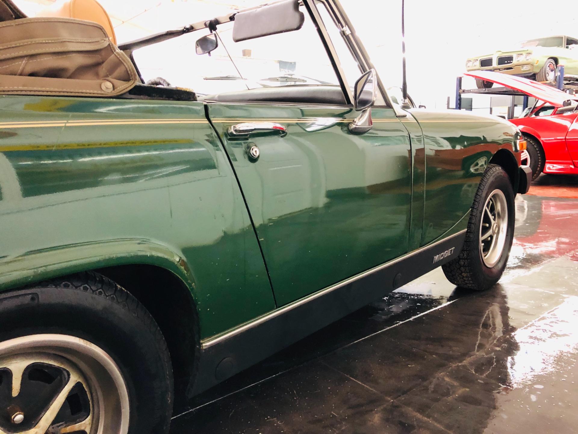 Used 1978 MG Midget -SUMMER FUN CONVERTIBLE DRIVER- | Mundelein, IL