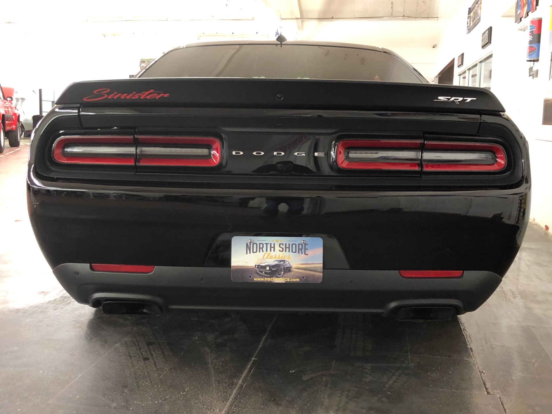 Used 2016 Dodge Challenger HELLCAT-SRT WARRANTY-ONE OWNER-LIKE NEW-SEE VIDEO | Mundelein, IL