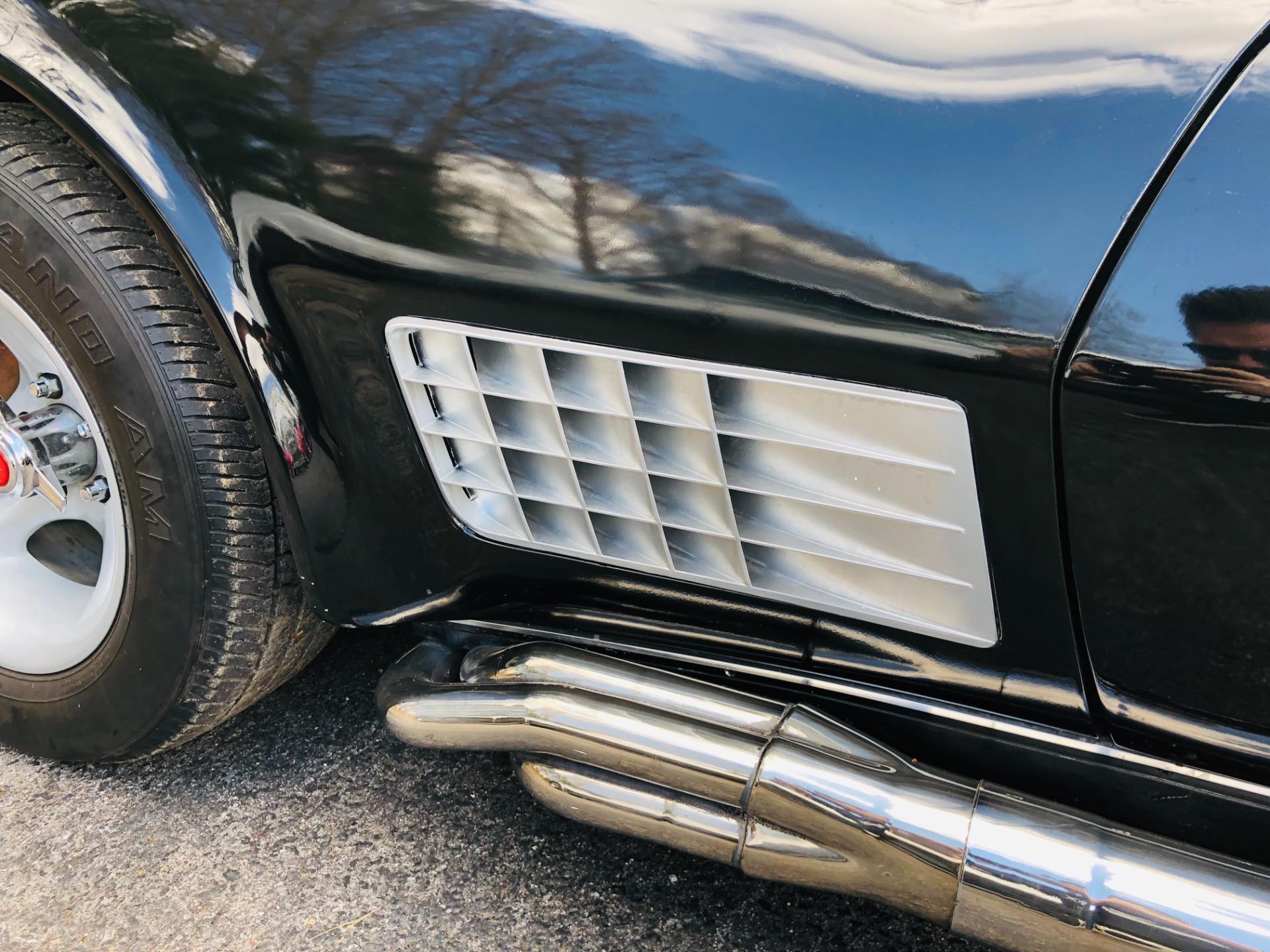 Used 1970 Chevrolet Corvette -SUPERCHARGED-BDS BLOWER-HIGH HORESPOWER-NOSTALGIC SHARK-SEE VIDEO | Mundelein, IL