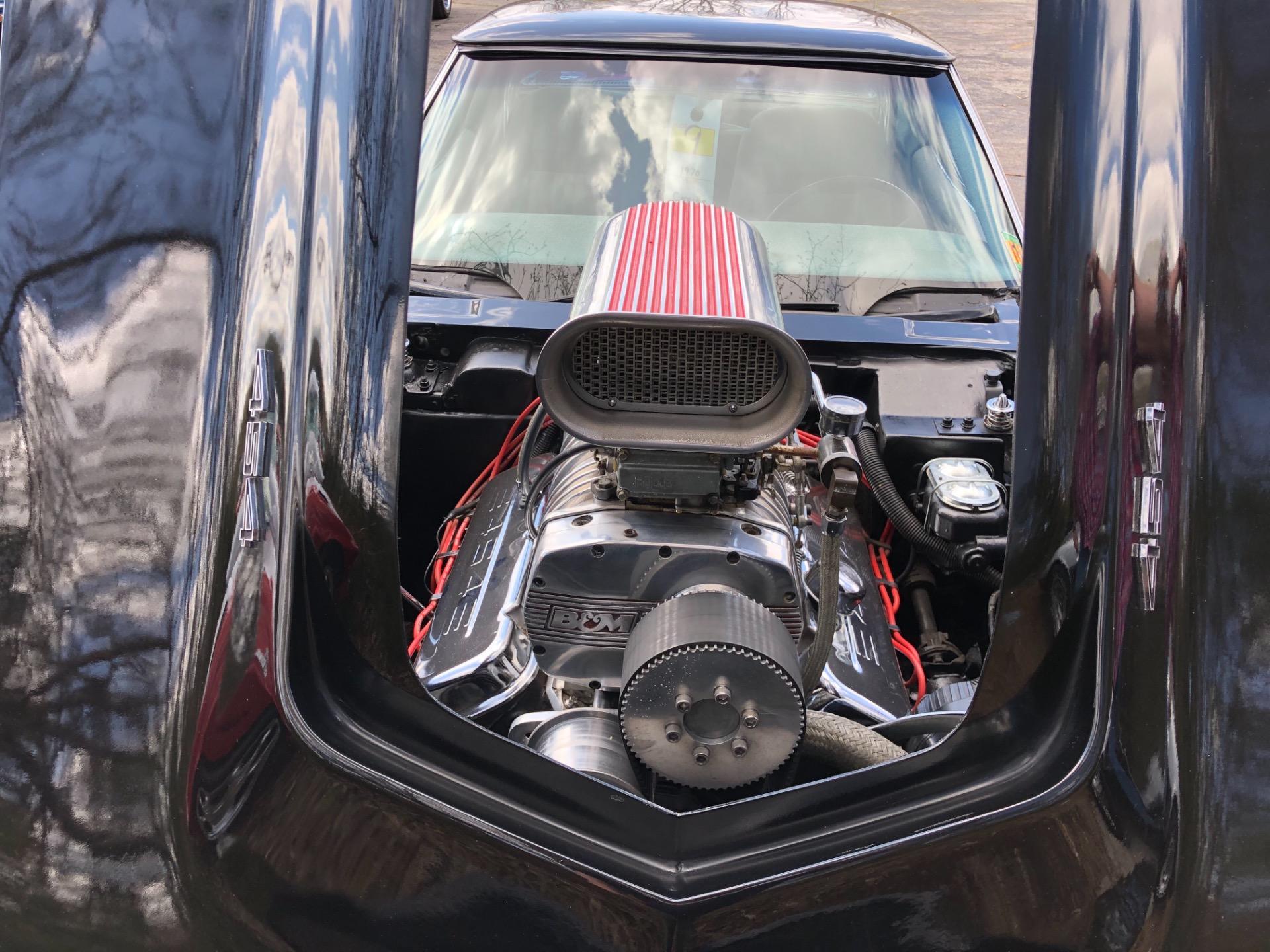 Used 1970 Chevrolet Corvette -SUPERCHARGED-BDS BLOWER-HIGH HORSEPOWER-NOSTALGIC SHARK-SEE VIDEO | Mundelein, IL