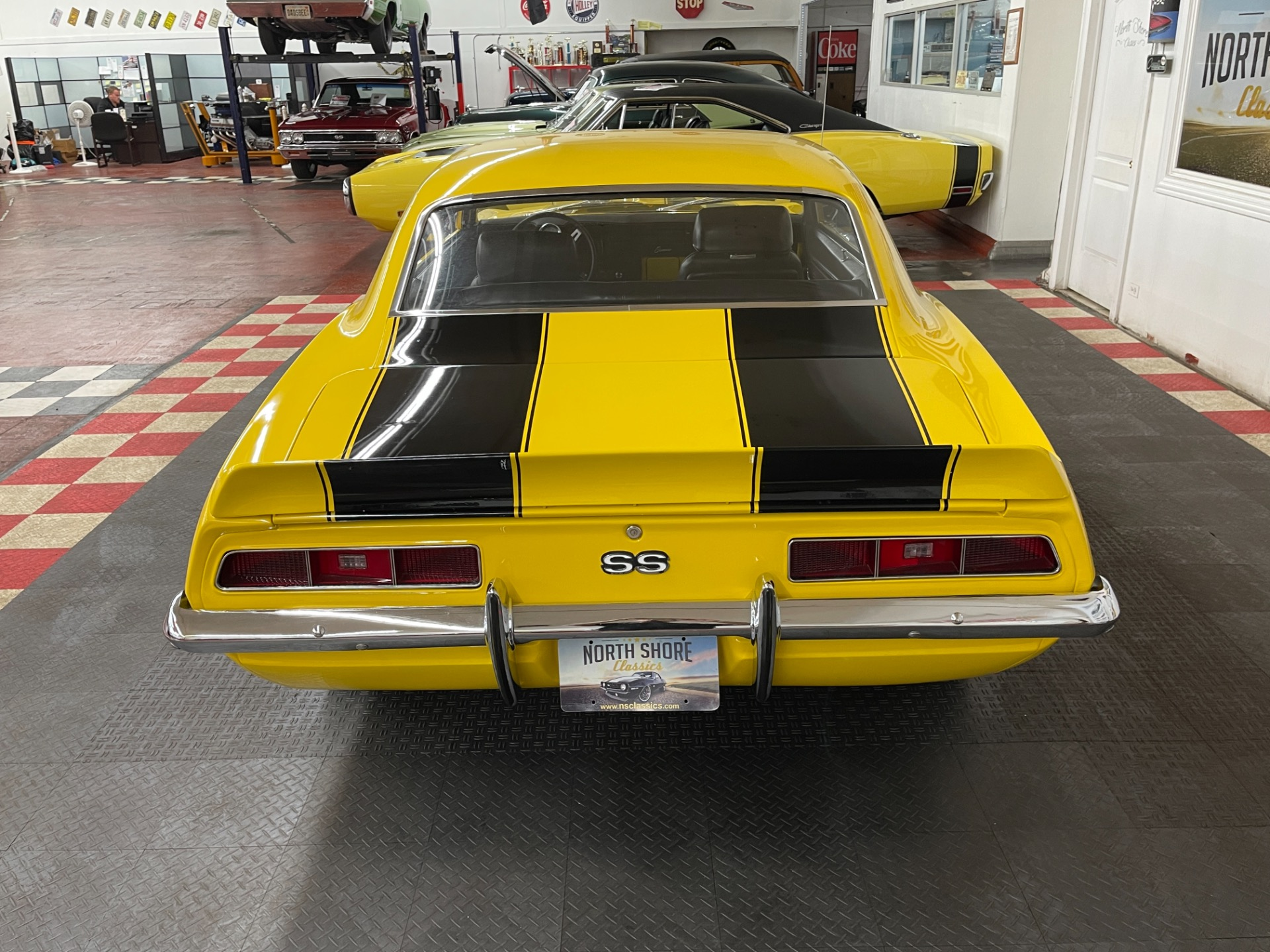 Used 1969 Chevrolet Camaro -X11-FACTORY V8 VIN-RESTORED-SOUTHERN MUSCLE CAR- | Mundelein, IL