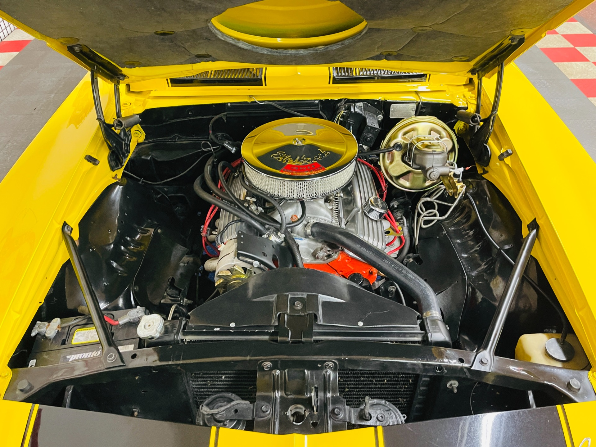 Used 1969 Chevrolet Camaro - DAYTONA YELLOW - X11 TRIM GROUP - VERY CLEAN - SEE VIDEO | Mundelein, IL