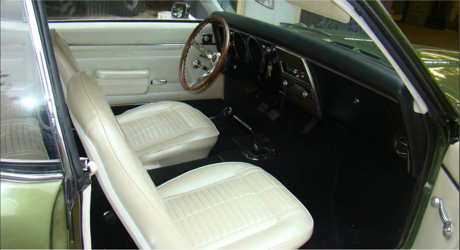Used 1968 Pontiac Firebird Sprint -NUMBERS MATCHING-FRESH RESTORATION | Mundelein, IL