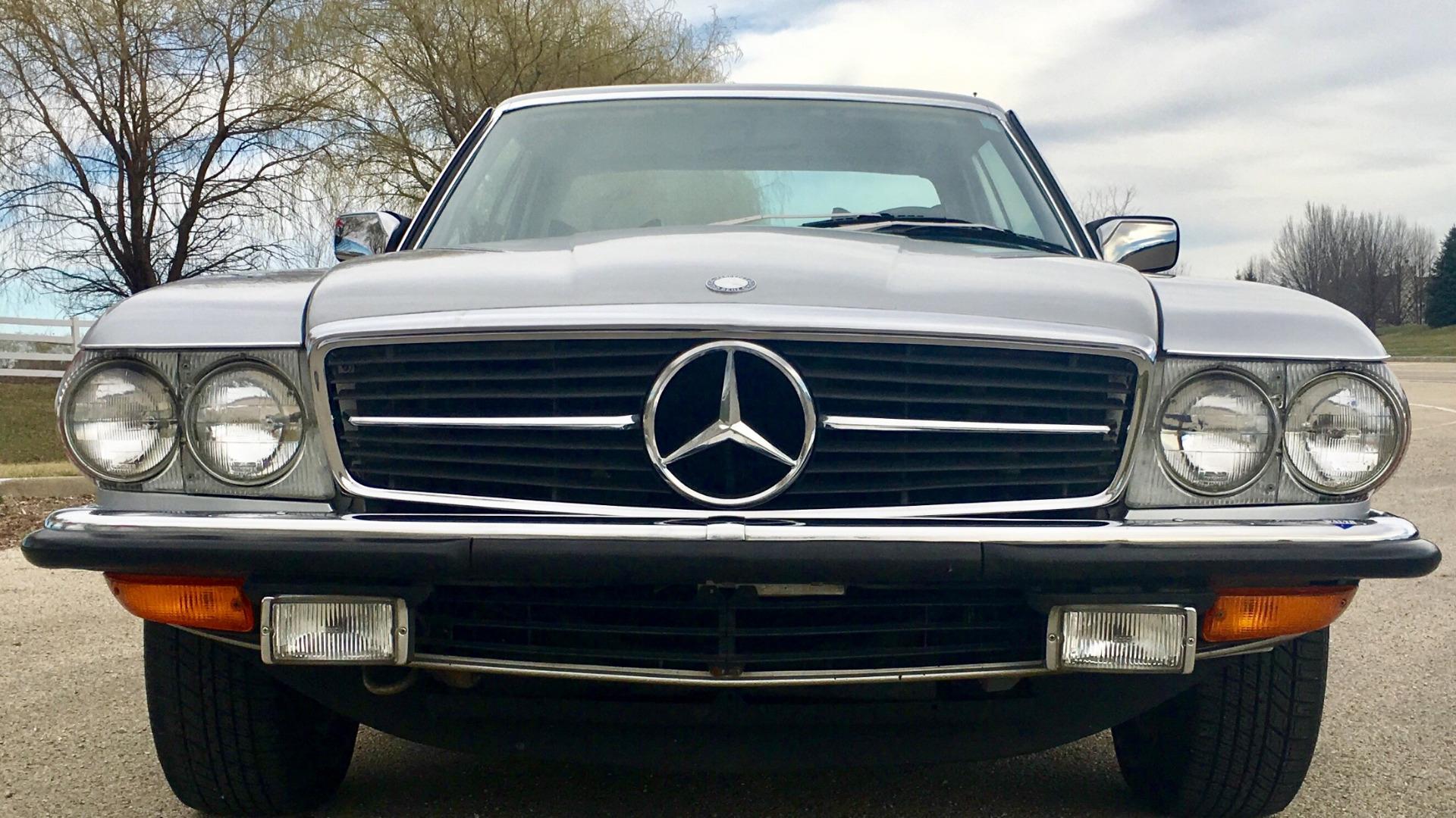 Used 1979 Mercedes Benz 280SLC Euro -RARE EURO MODEL-ORIGINAL SURVIVOR-FAMILY OWNED SINCE NEW- | Mundelein, IL