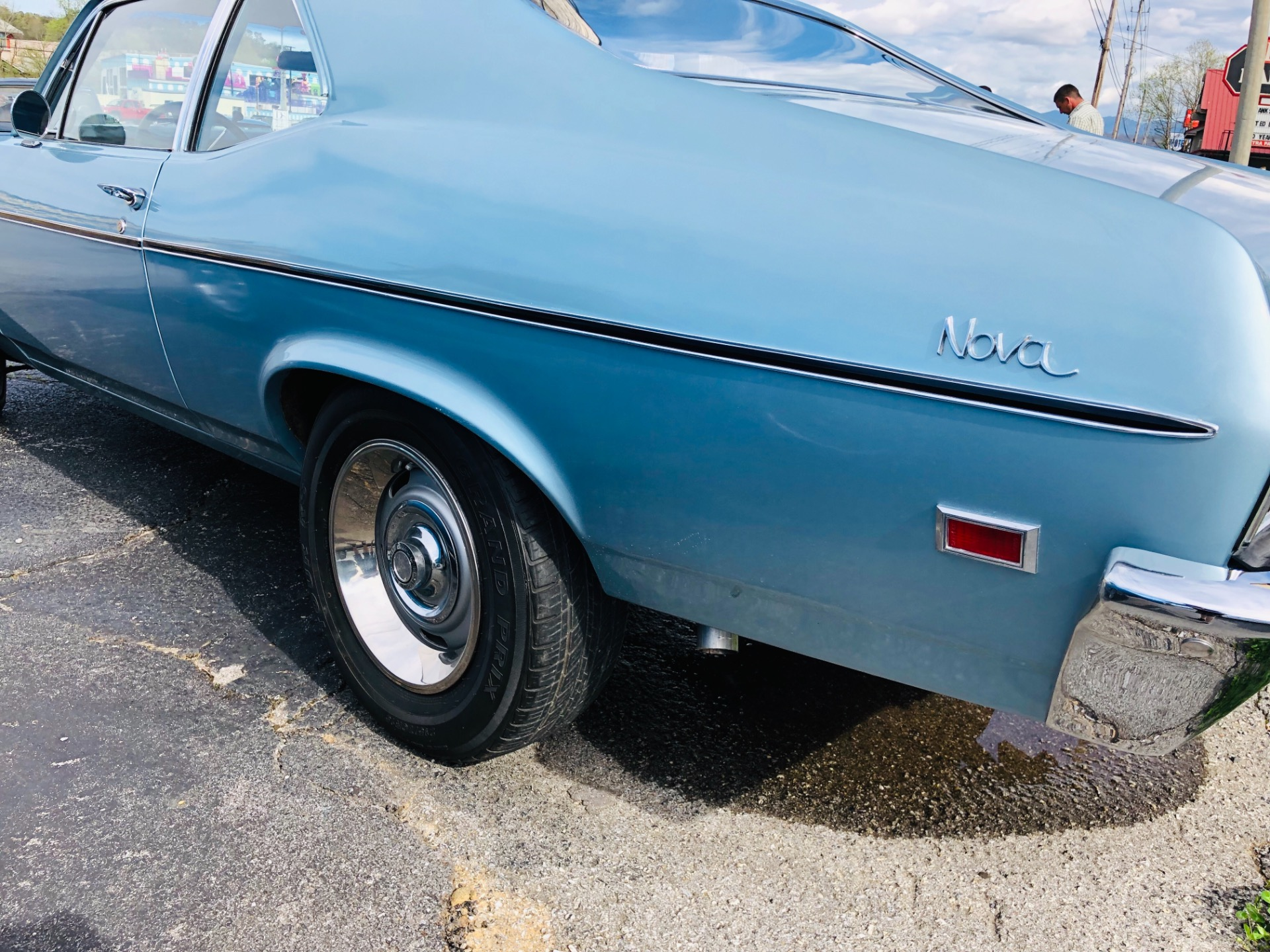Used 1968 Chevrolet Nova -FACTORY SHEETMETAL-SOLID SOUTHERN CLASSIC-SEE VIDEO | Mundelein, IL