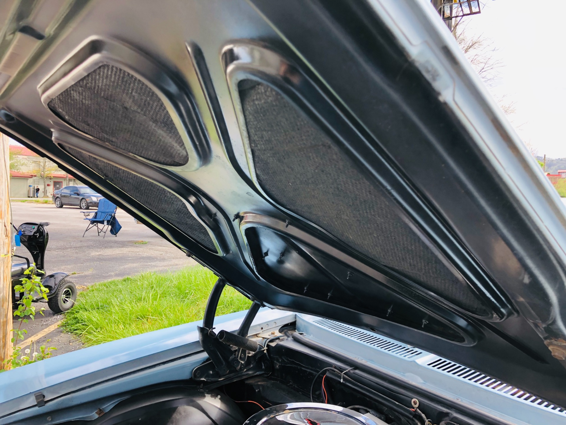 Used 1968 Chevrolet Nova -FACTORY SHEETMETAL-SOLID SOUTHERN CLASSIC-SEE VIDEO   Mundelein, IL