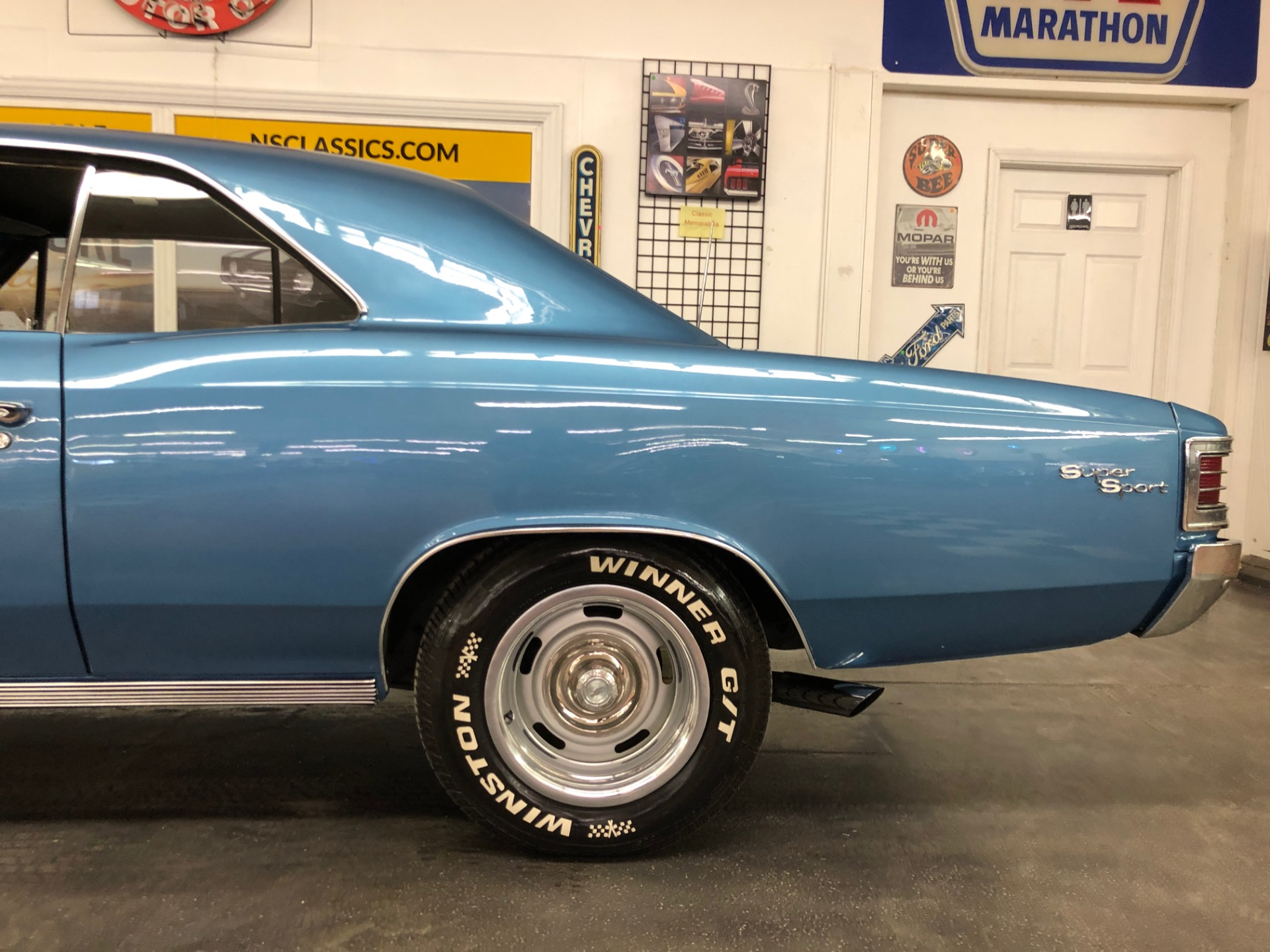 Used 1967 Chevrolet Chevelle -SOUTHERN MUSCLE CAR 136 VIN MALIBU-SEE VIDEO | Mundelein, IL