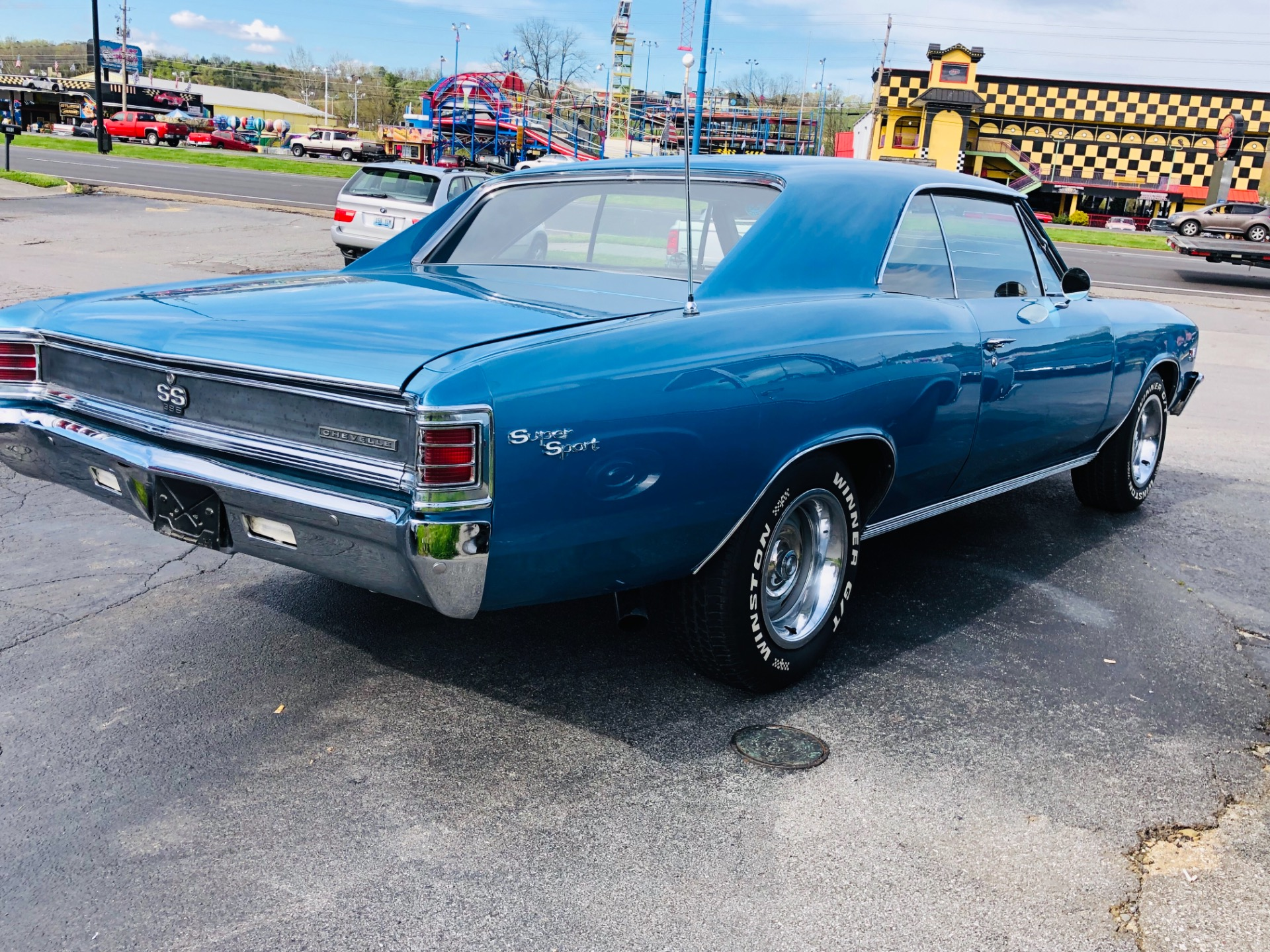 Used 1967 Chevrolet Chevelle -SOUTHERN MUSCLE CAR 136 VIN MALIBU-SEE VIDEO   Mundelein, IL