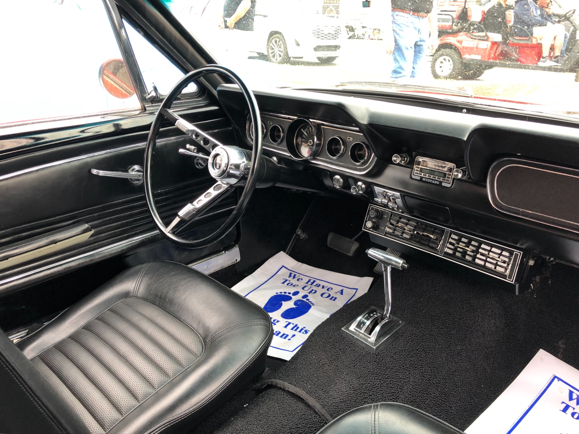 Used 1966 Ford Mustang -SOUTHERN CLASSIC CAR-AIR CONDITIONING-C CODE- | Mundelein, IL