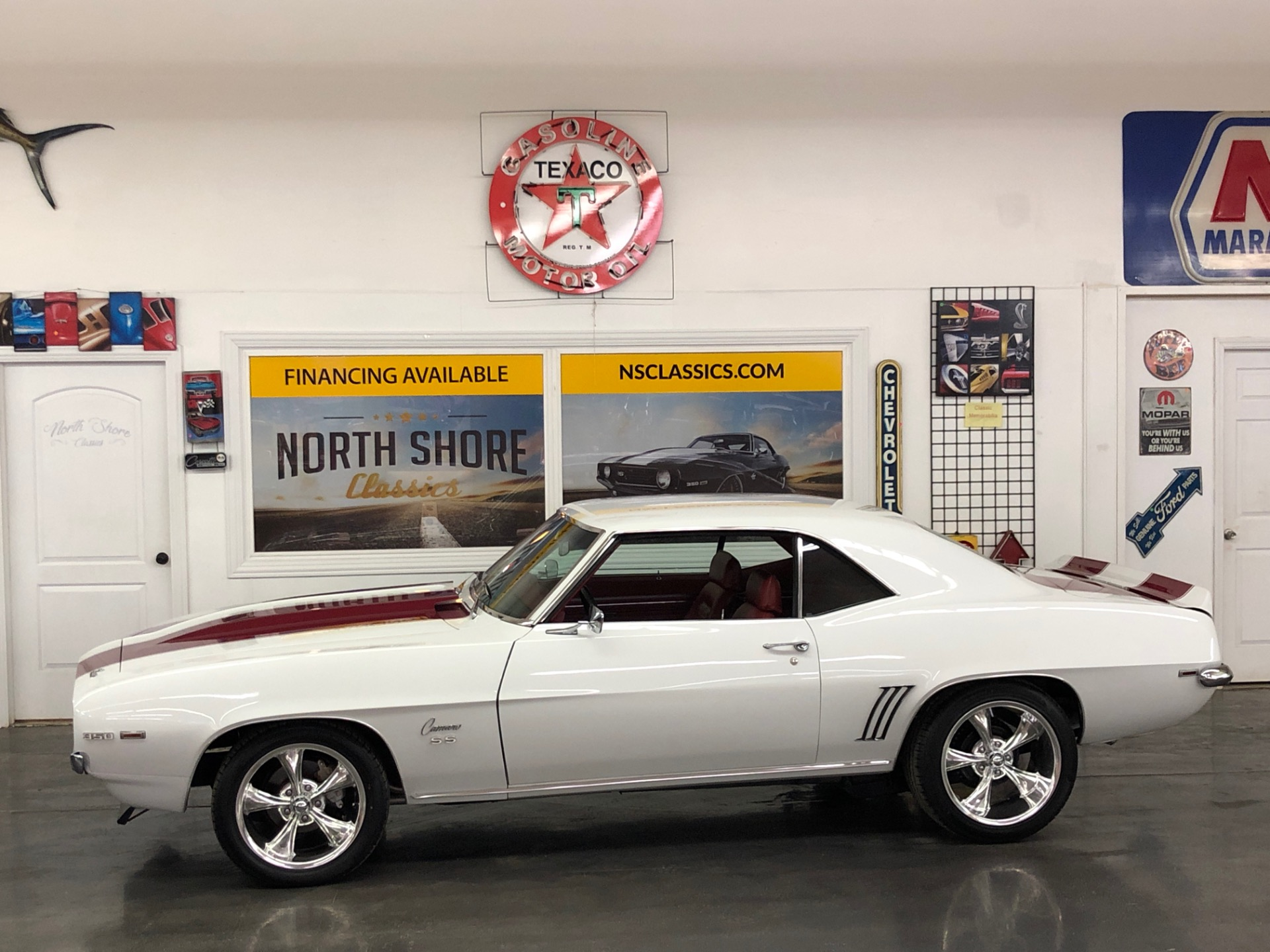 Used 1969 Chevrolet Camaro -RESTORED X11-MINT CONDITION-SEE VIDEO | Mundelein, IL