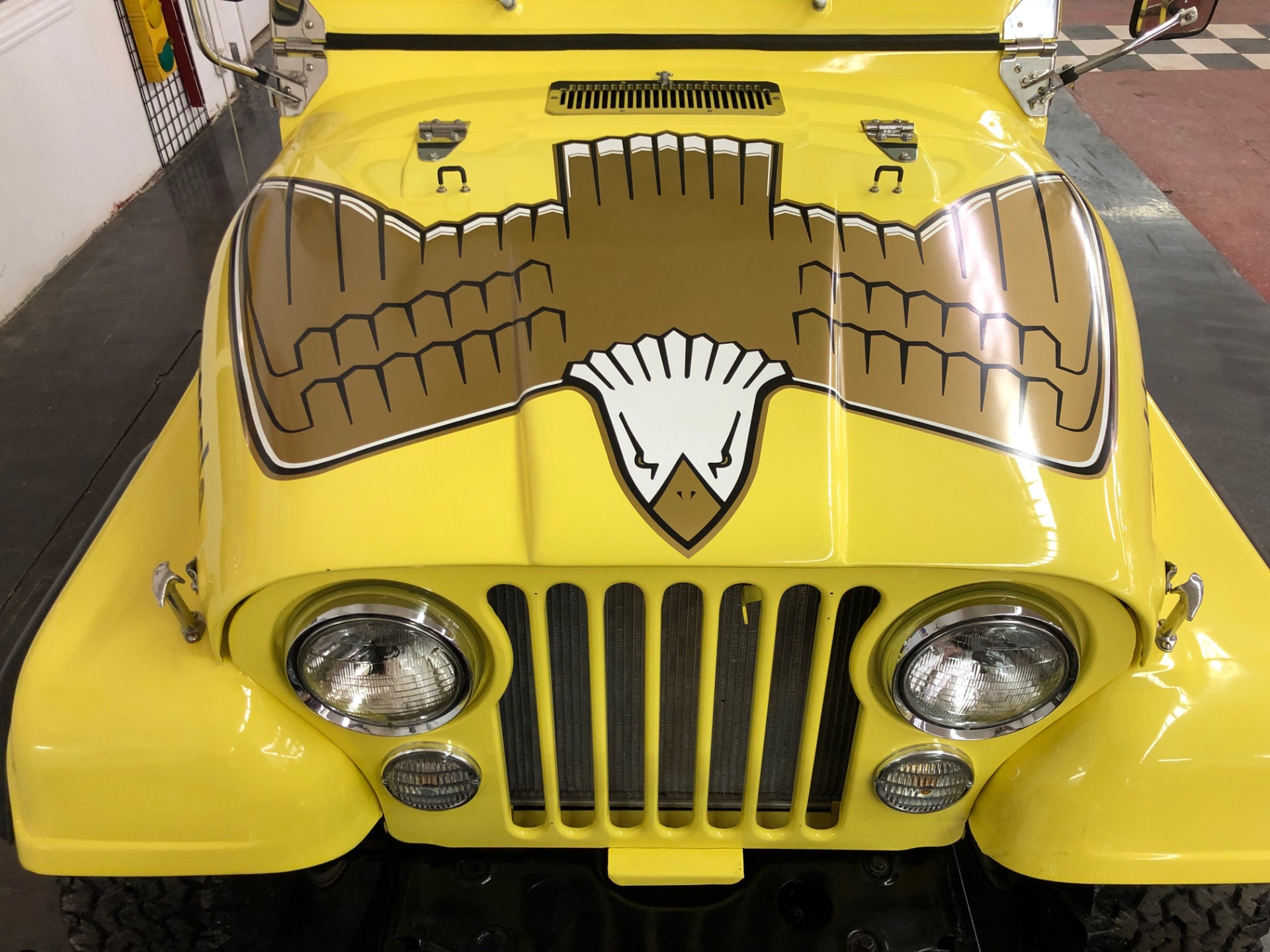 Used 1979 Jeep CJ5 -GOLDEN EAGLE-SOUTHERN VEHICLE- | Mundelein, IL