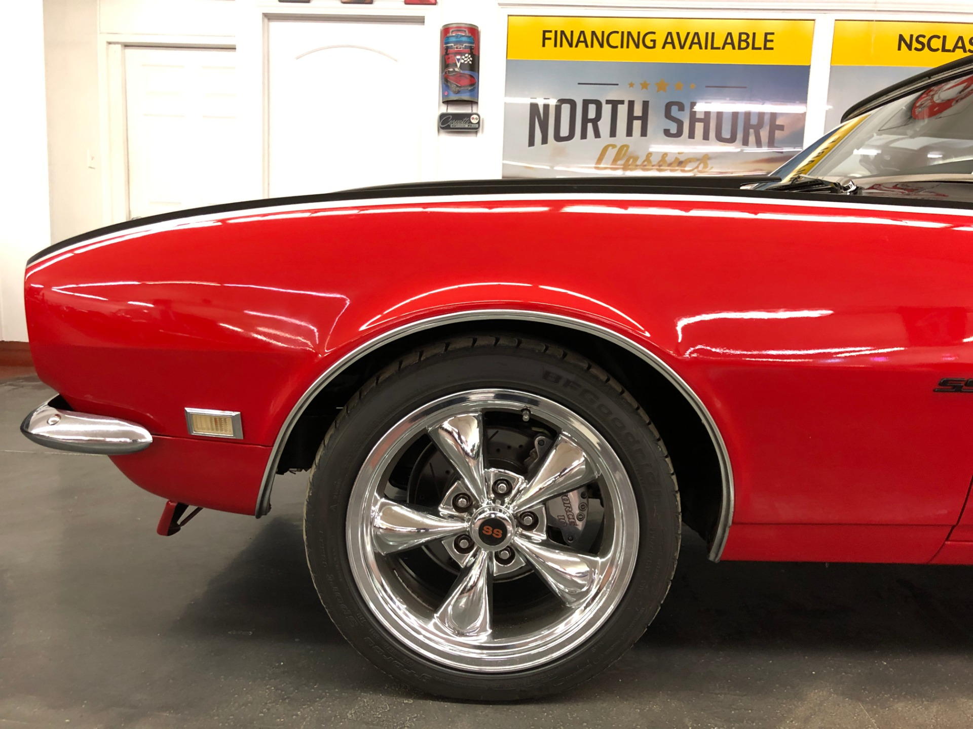 Used 1968 Chevrolet Camaro -PRO TOURING-CONVERTIBLE-454 BIG BLOCK-SEE VIDEO | Mundelein, IL