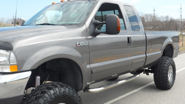 2003 ford f250 lariet xlt super duty lifted sold by owner stock f25003ap for sale near. Black Bedroom Furniture Sets. Home Design Ideas