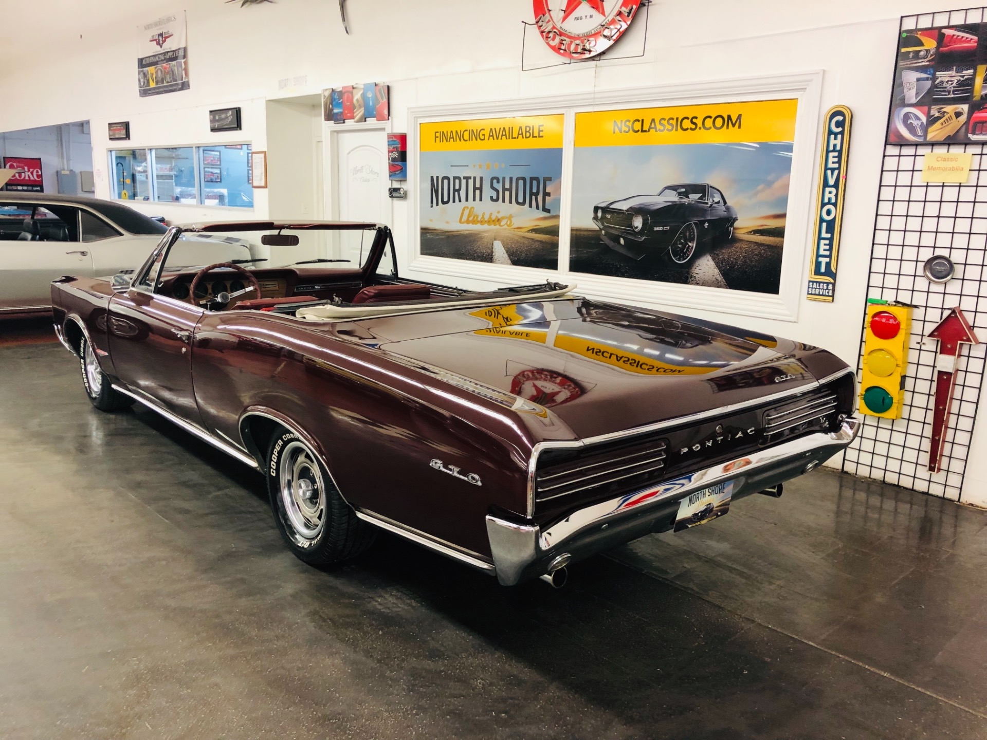 Used 1966 Pontiac GTO - CONVERTIBLE - PHS DOCS - 389 - 4 SPEED - SEE VIDEO | Mundelein, IL