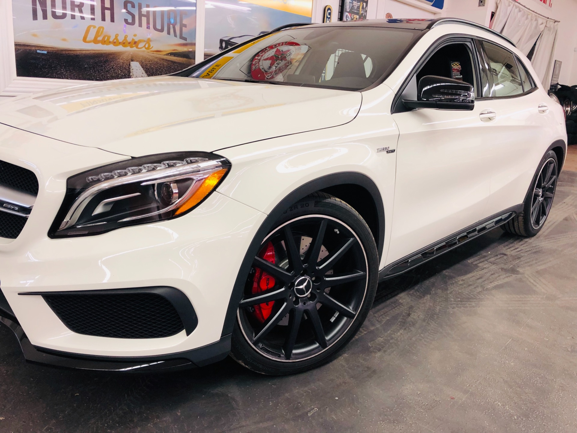 Used 2017 Mercedes-Benz GLA AMG GLA 45-TURBO-LIKE NEW-ONE OWNER-CLEAN CARFAX- | Mundelein, IL