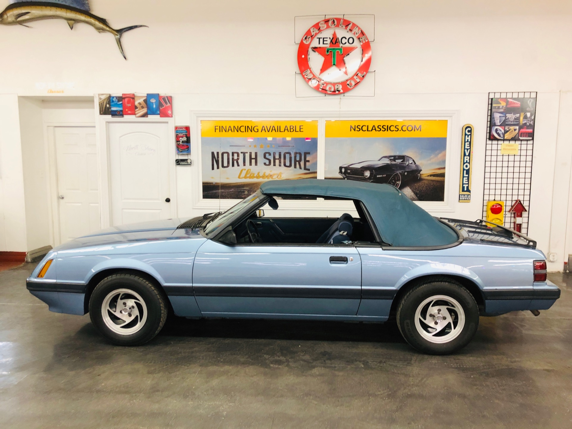 Used 1986 Ford Mustang -ORIGINAL AFFORDABLE SUMMER FUN-AC FUN CLEAN REPORT-LOW MILES- | Mundelein, IL