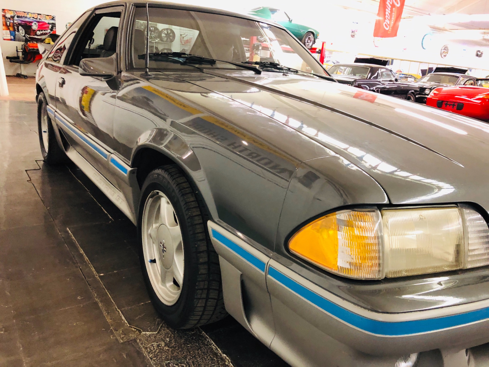 Used 1989 Ford Mustang GT FOX BODY HATCHBACK-REBUILT DRIVETRAIN-RUNS LIKE NEW-SEE VIDEO | Mundelein, IL