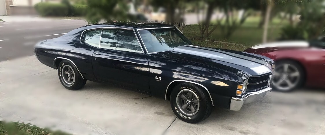 Used 1971 Chevrolet Chevelle -FRAME UP RESTORED-BIG BLOCK 454-NEW PAINT/INTERIOR-FROM FLORIDA-MUSCLE- | Mundelein, IL