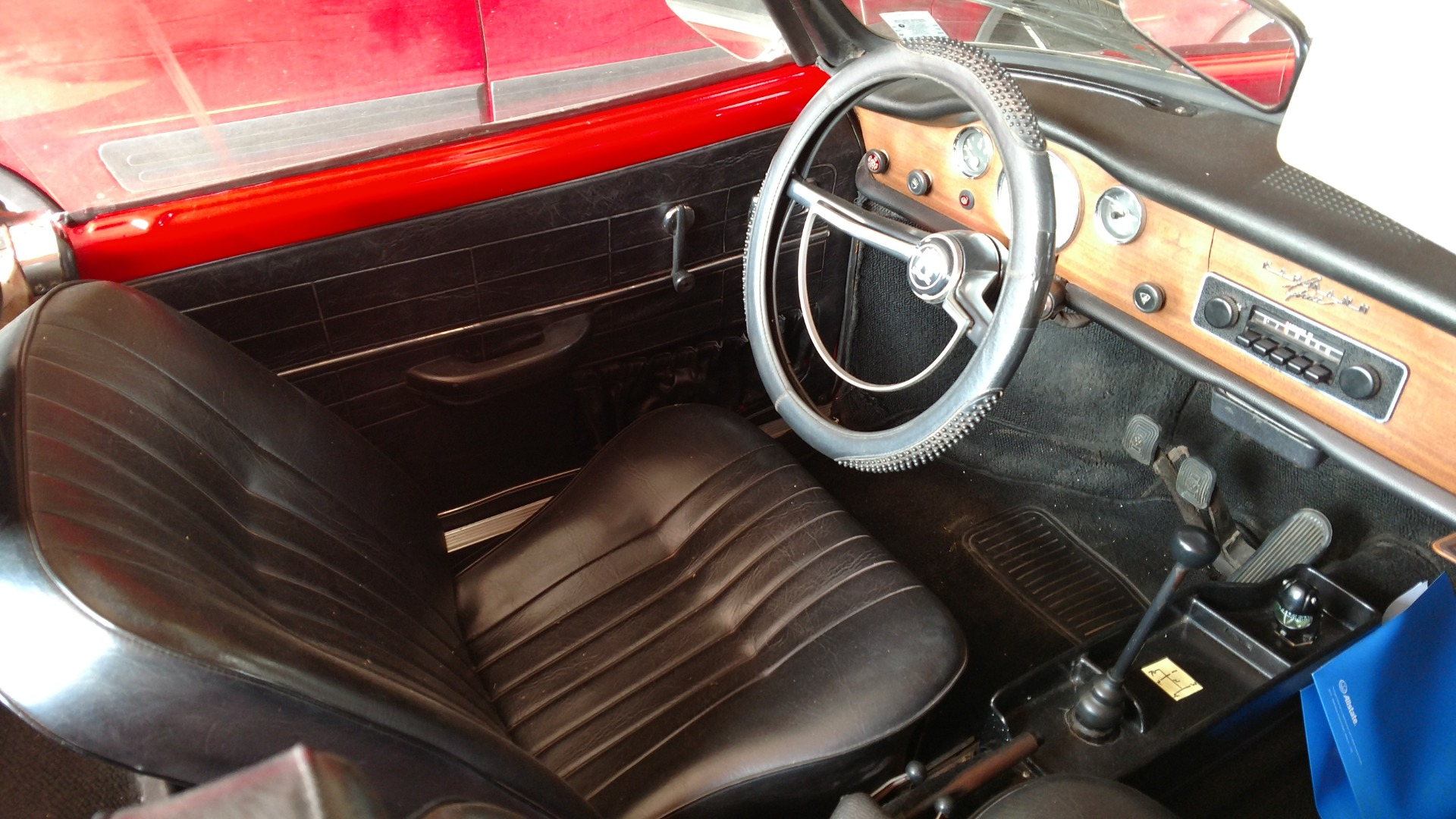 Used 1971 Volkswagen Karmann Ghia -FUN CONVERTIBLE FOR THE OPEN ROAD-WELL KEPT CONDITION- | Mundelein, IL