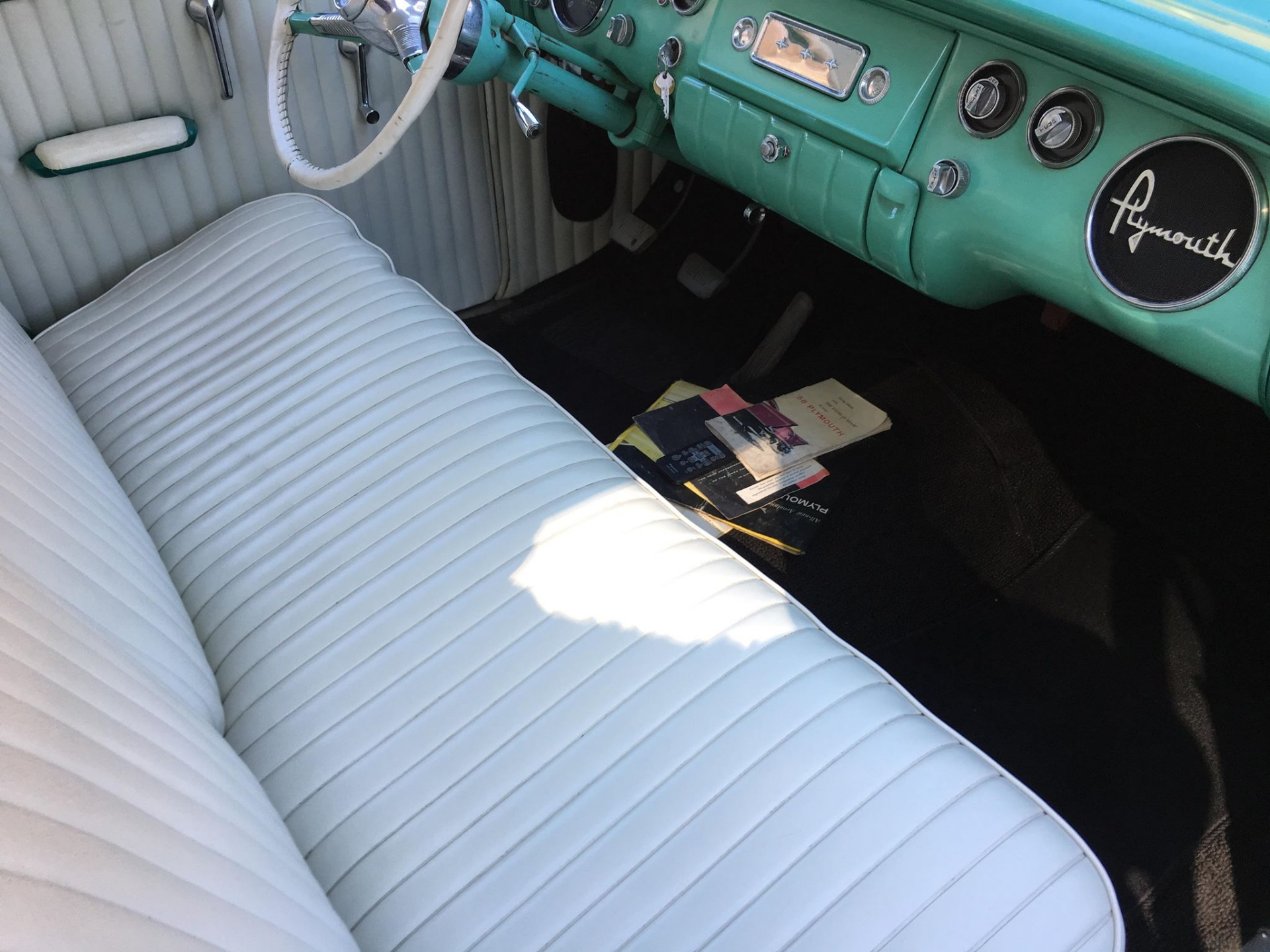 Used 1956 Plymouth Plaza -AMERICAN CLASSIC-SEE VIDEO | Mundelein, IL