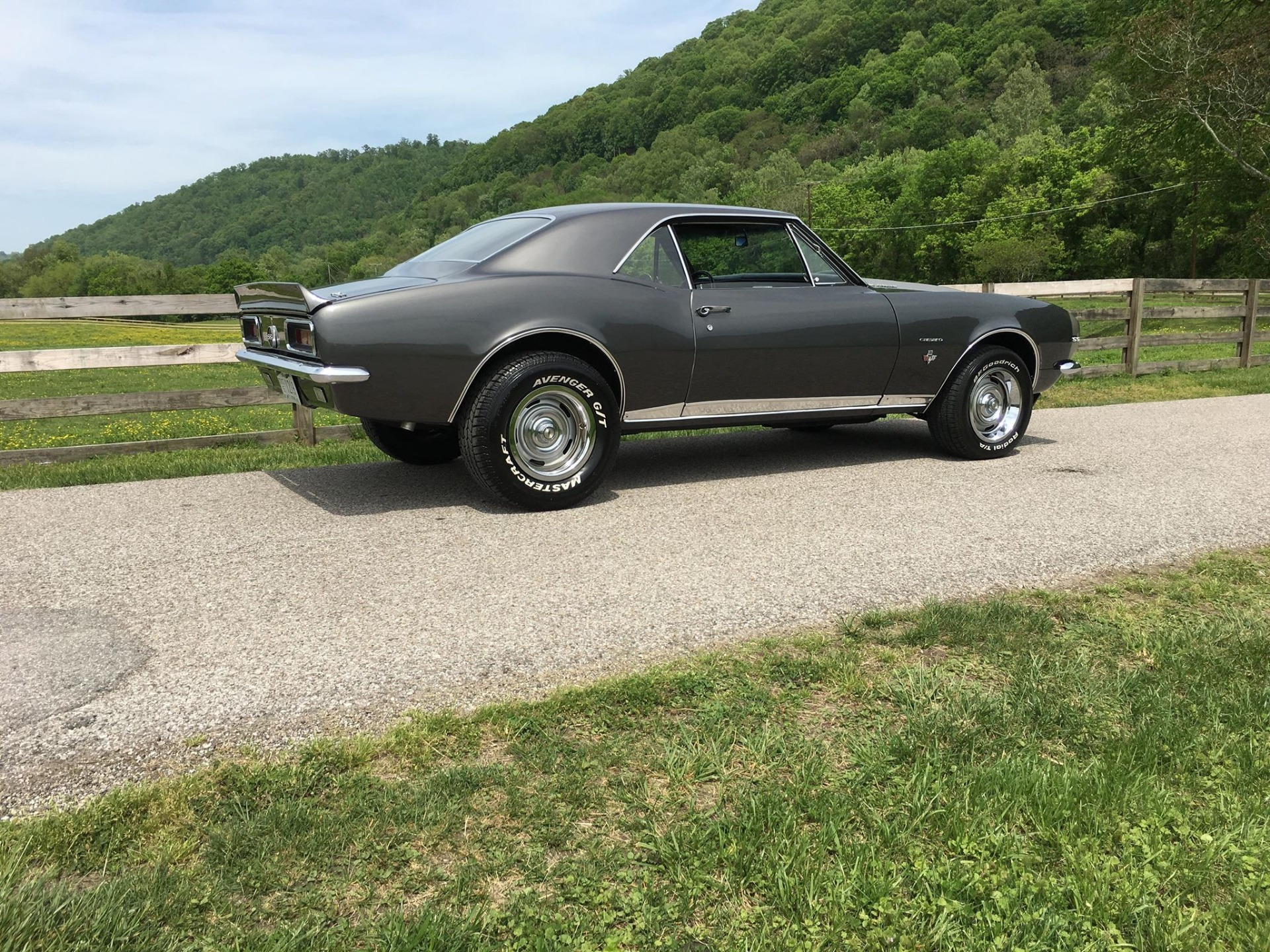 Used 1967 Chevrolet Camaro -RS-RALLY SPORT-AUTOMATIC SMALL BLOCK-SEE VIDEO | Mundelein, IL