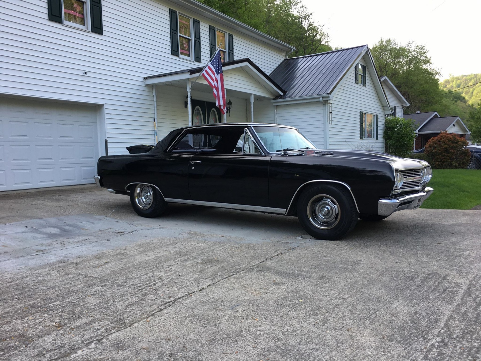 Used 1965 Chevrolet Chevelle -FUEL INJECTED WITH 700R4 OVERDRIVE TRANSMISSION- | Mundelein, IL
