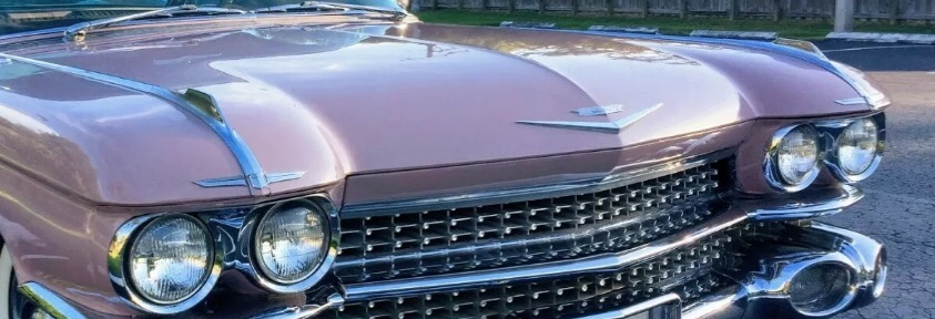 Used 1959 Cadillac Series 62 -ORIGINAL SPORT COUPE- | Mundelein, IL
