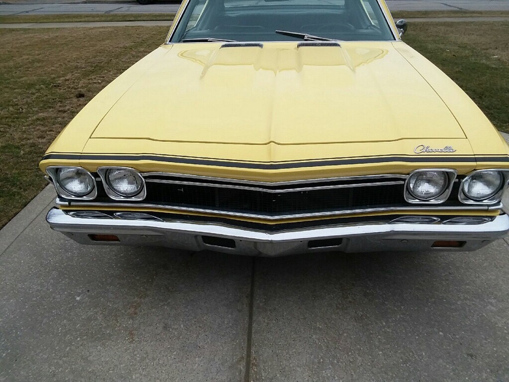 Used 1968 Chevrolet Chevelle -383 STROKER-FACTORY 4 SPEED- | Mundelein, IL