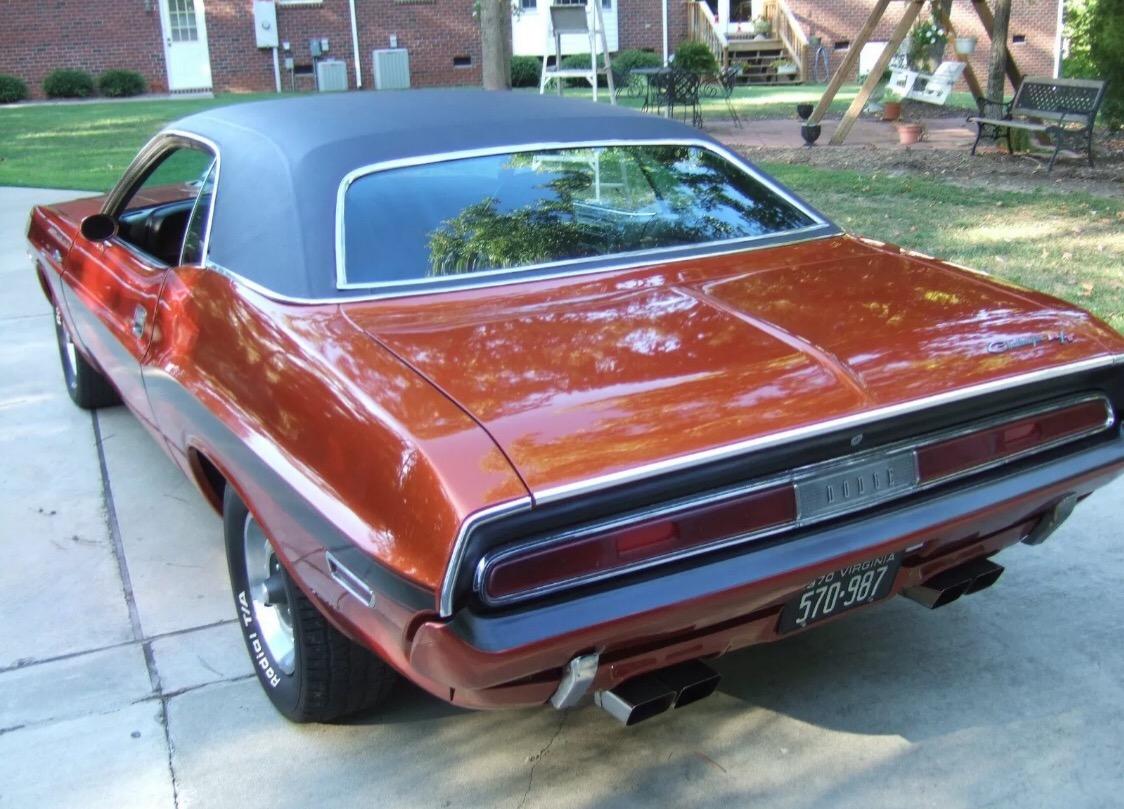 Used 1970 Dodge Challenger -REAL RT-426 HEMI-AUTO-RESTORED-   Mundelein, IL