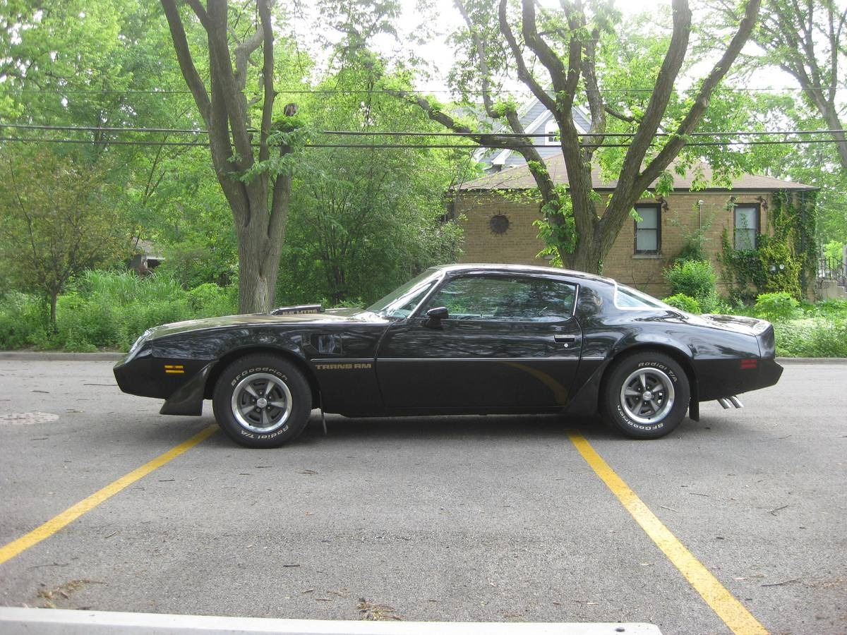 Used 1979 Pontiac TRANS AM -ONE OWNER GEM-FACTORY BLACK BIRD- | Mundelein, IL