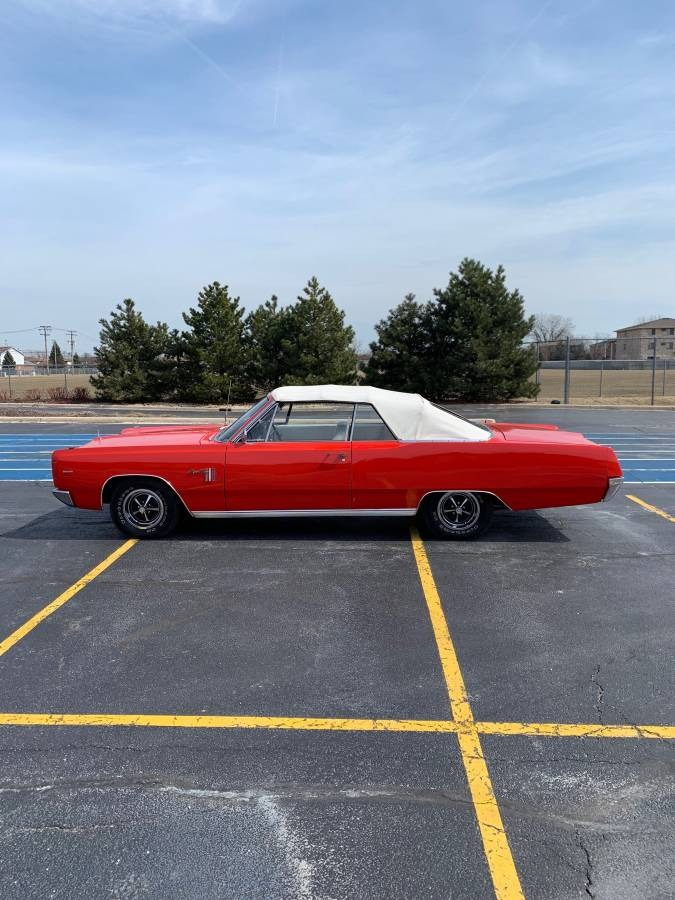 Used 1967 Plymouth Sport Fury Convertible | Mundelein, IL