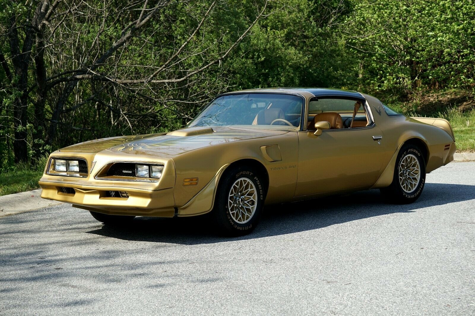 Used 1978 Pontiac Trans Am -SE MODEL-T TOPS-FROM NEW MEXICO- 6.6 400CI- | Mundelein, IL