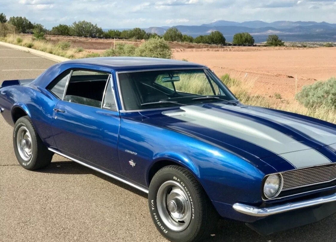 Used 1967 Chevrolet Camaro -GREAT MUSCLE CAR-327-POWER DISC/STEERING-   Mundelein, IL
