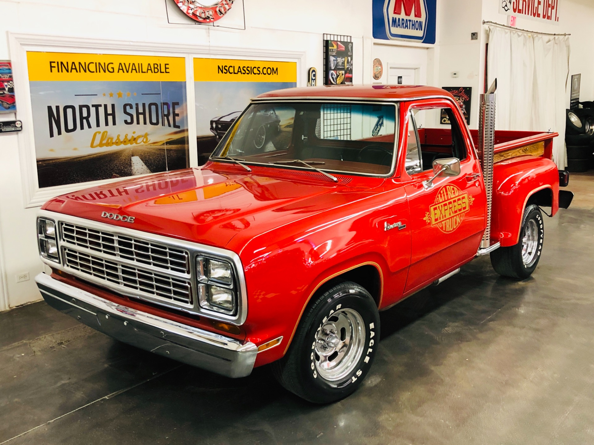 Used 1979 Dodge Pickup -REAL DEAL- LIL RED EXPRESS-POWER WAGON SEE VIDEO | Mundelein, IL