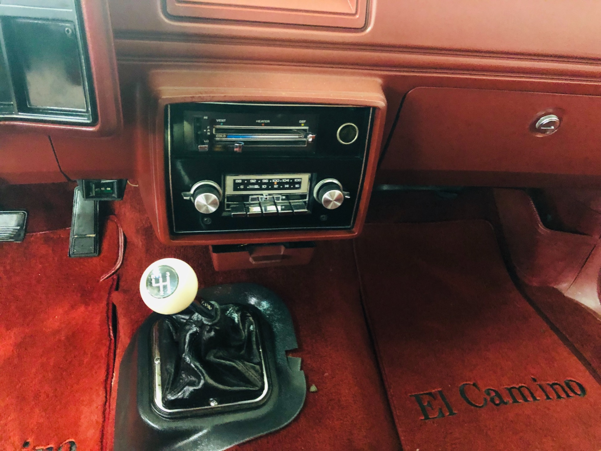 Used 1979 Chevrolet El Camino -RARE 4 SPEED-SEE VIDEO | Mundelein, IL