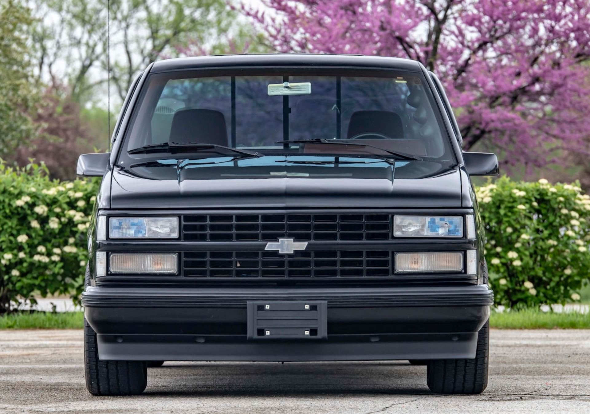 Used 1990 Chevrolet Pickup -454 SS-BLACK PICK UP-REBUILT ENGINE-SEE VIDEO | Mundelein, IL