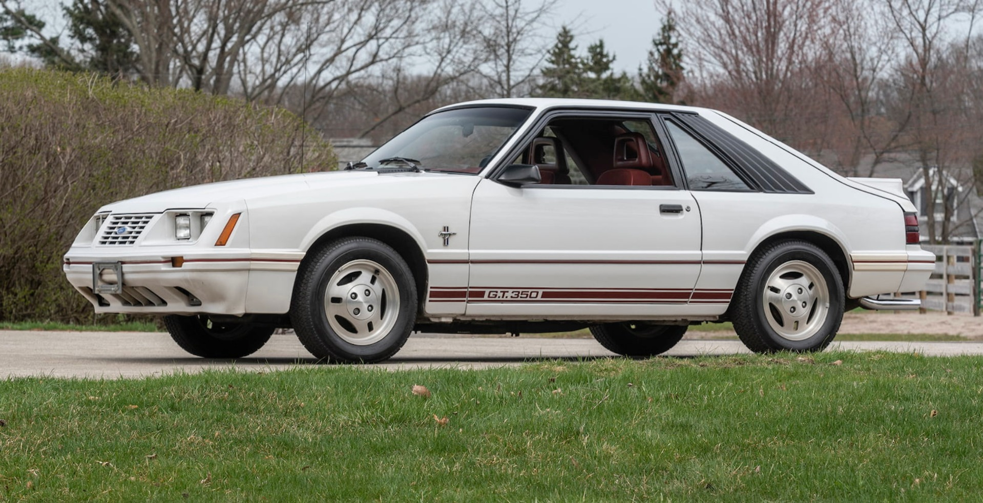 Used 1984 Ford Mustang -20th Anniversary Edition-One Owner-Rare-Clean Auto Check Report-SEE VIDEO- | Mundelein, IL