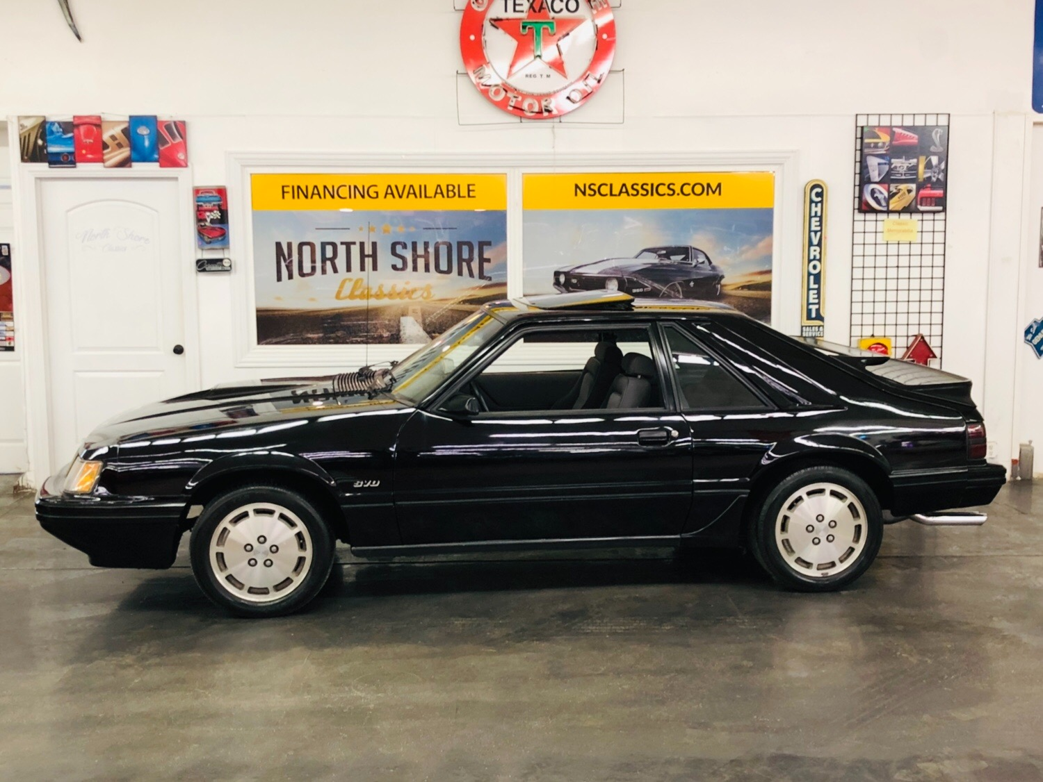 Used 1984 Ford Mustang -SVO-FACTORY TURBO ENGINE-RARE CLASSIC-SEE VIDEO | Mundelein, IL