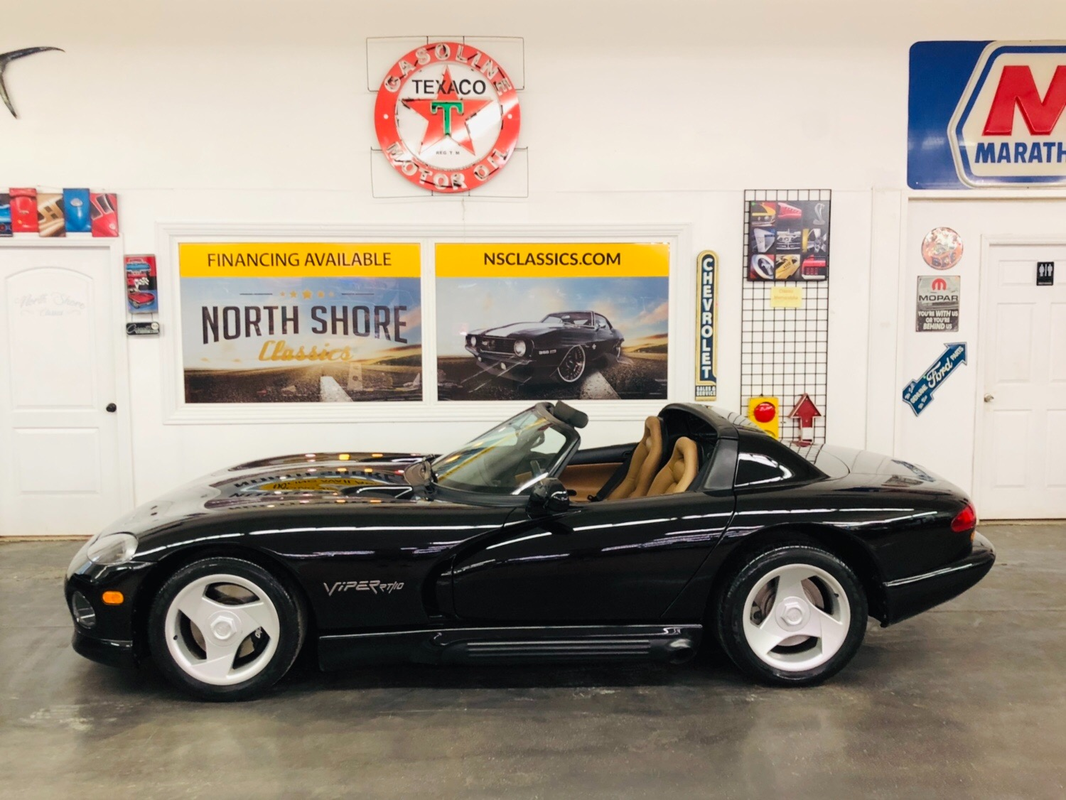 Used 1995 Dodge Viper -ONLY 10k MILES-RT/10 Roadster-1 of 1,430- FACTORY AC OPTION-SEE VIDEO | Mundelein, IL