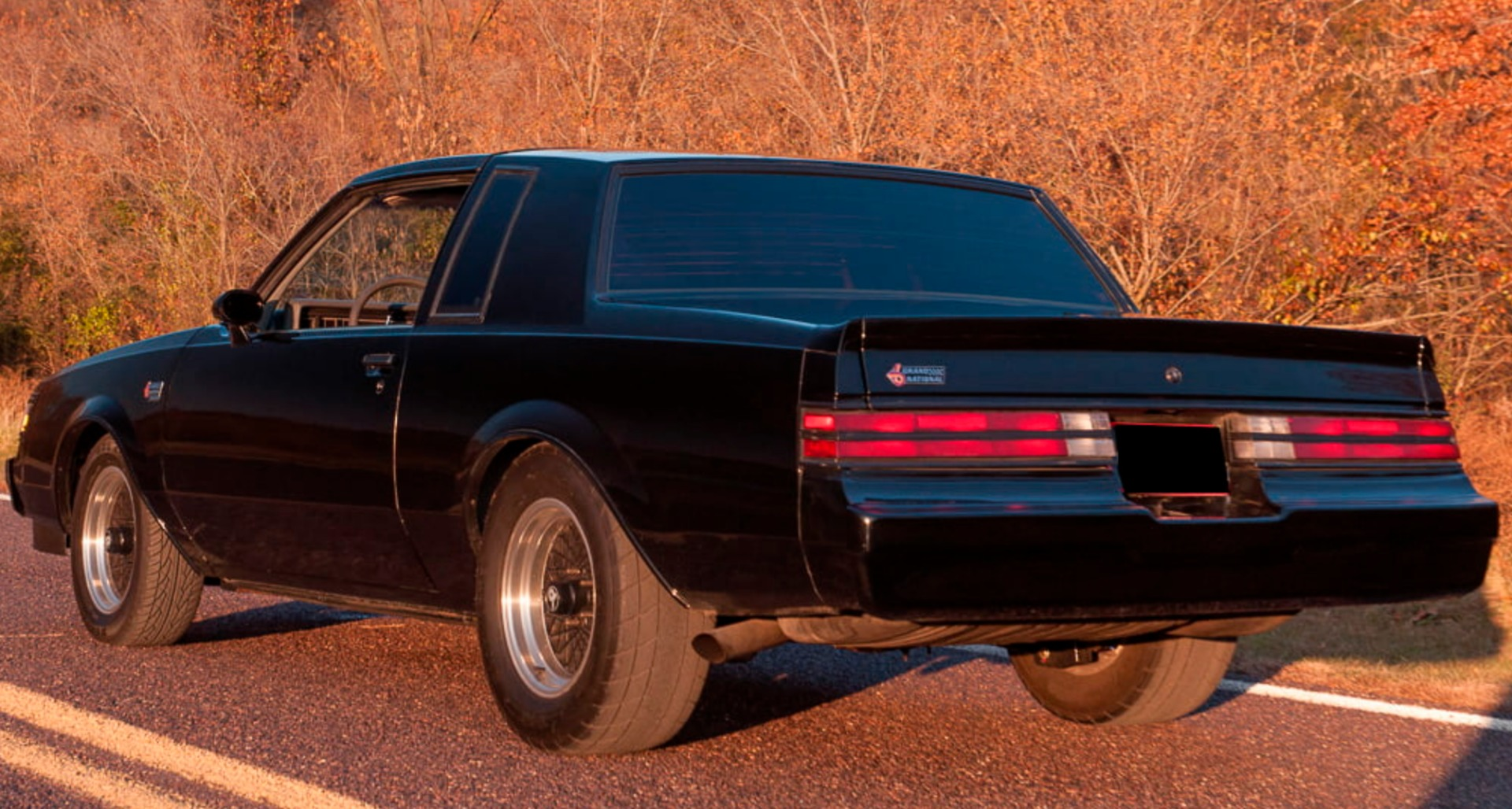 Used 1987 Buick Grand National -LOW MILES-T TOPS-2 OWNER-NICE PAINT-GNX WHEELS- | Mundelein, IL