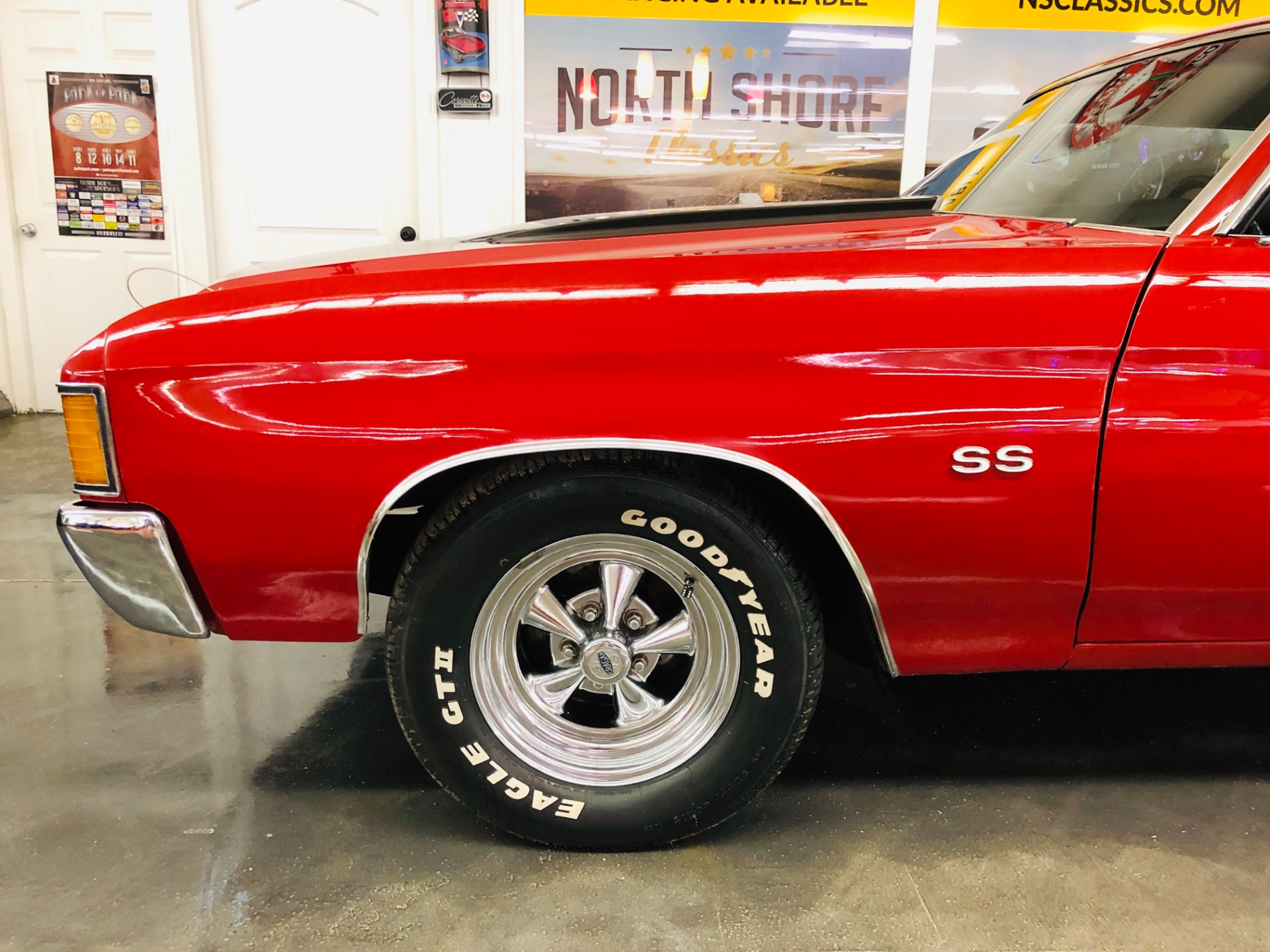 Used 1971 Chevrolet Chevelle -BIG BLOCK ORIGINAL BUILD SHEET-4 SPEED-PURE MUSCLE CAR- | Mundelein, IL